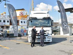Ulusoy Logistics ve Mercedes–Benz Türk'ten İşbirliği