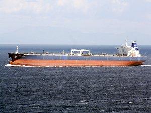 Kürt petrolü taşıyan gemiler, bir anda sırra kadem basıyor