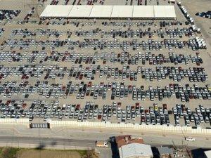 Avrupa'da otomotiv satışları en çok Türkiye'de düştü