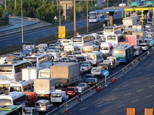 İş çıkışı İstanbulluyu bekleyen çile!