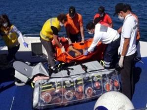Eboladan şüphelenilen denizci sıtmadan öldü