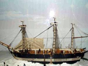1846 yılında kaybolan Kaşif Franklin'in gemisi bulundu