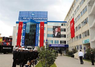 Piri Reis Üniversitesi yeni akademik yılı 9 Ekim 2014'de başlıyor