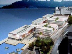 Danıştay'dan Galataport'ta yürütmeyi durdurma kararı