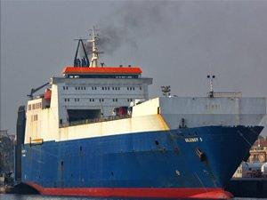 Hataylı firmalar yeni bir Ro-Ro şirketi kurup, gemi kiraladılar