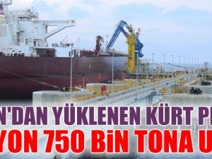 Kuzey Irak'tan 240 bin varil petrol akışı!