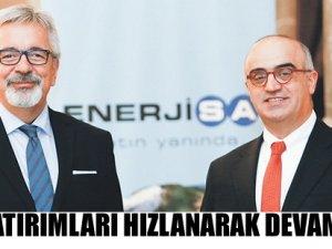 """""""Enerji yatırımları hızlanarak devam edecek"""""""