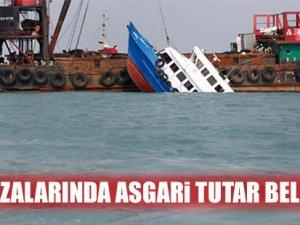 Gemi kazalarında asgari tutar belirlendi