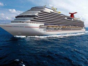 Larnaka'ya ilk gemi Kasım ayında geliyor