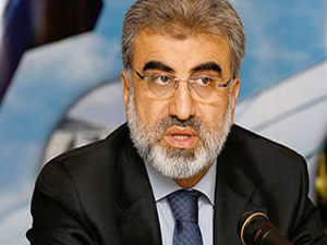 Enerji Bakanı Taner Yıldız gündeme ilşkin soruları yanıtladı