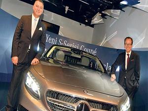 Mercedes'in yeni modeli Türkiye'de!