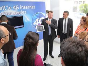 4G dünyaya hızla yayılıyor!