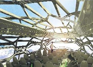 3D yazıcılar aracılığı ile uçak üretmek mümkün hale geliyor!