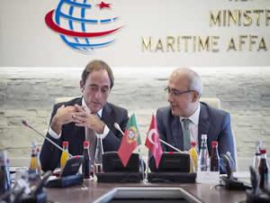 Türk şirketlerine Lizbon Cruise Terminali için davet