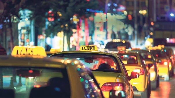 Taksilerde kredi kartı dönemi