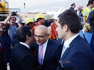 Bakan Lütfi Elvan: İzmit Körfezi'nde kıyı şeridine yeni tesis kurulmayacak