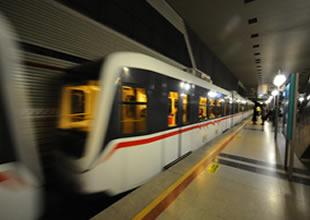 İzmir metrosuna 2 yeni tren seti ekleniyor