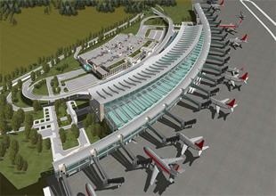 3. havalimanında krizin adı: Kredi!