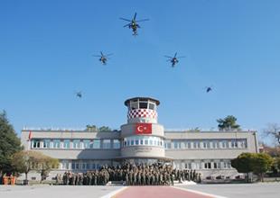 5 ATAK helikopteri Malatya'ya konuşlandı