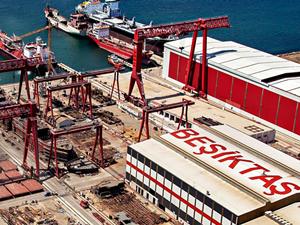 Beşiktaş Tersanesi, Kanadalı bir firmaya 2 adet Asfalt tankeri inşa edecek