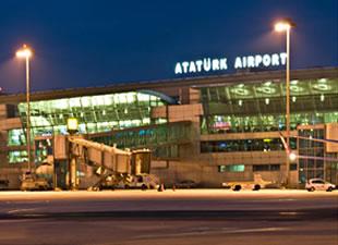 Atatürk Havalimanı'nda Kapasite Artırılıyor