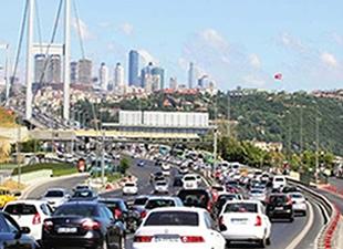 Köprü ve Otoyol Geliri: 713.5 milyon