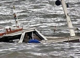 İzmir'de Tekne Battı: 1 Ölü