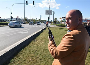 'Seçiçi Göz'den Trafik Canavarları Kaçamıyor