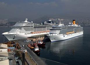 İzmir Kruvaziyer Limanının Yeni Hedefi Homeport Olmak