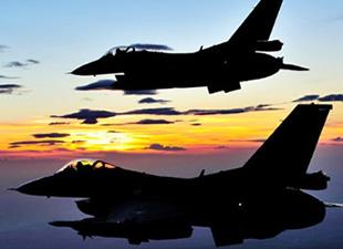 Ege'de Yunan Savaş Uçağı Paniği