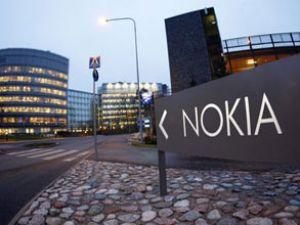 Nokia, üçüncü çeyrekte zarar açıkladı