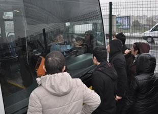 Metrobüs Çilesi Eylem Yaptırdı