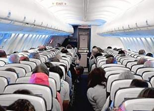 Uçakların Koridor Tarafında Oturmayın!