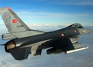 Türkiye'de 25 Yılda Kaç F-16 Düştü?