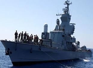 IŞİD, Mısır Savaş Gemisini Kaçırdı!