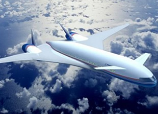 Gürültüsüz Süper Sonik Yolcu Uçağı Geliyor