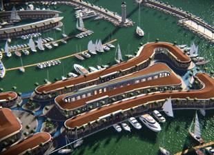 Tuzla Marina 2 Bin Kişiye İstihdam Sağlayacak