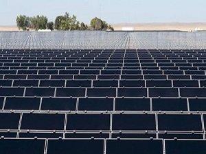 En Büyük Güneş Enerjisi Çiftliği