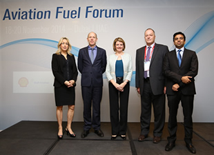 Shell Havacılık IATA Stratejik Ortaklık Ödülünü Aldı