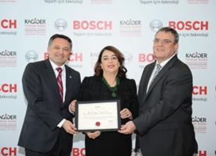 """Bosch'a """"Fırsat Eşitliği"""" Sertifikası"""