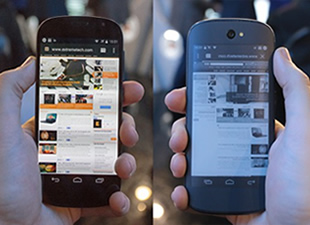 """Çift Ekranlı Akıllı Telefon """"YotaPhone 2"""" Avrupa Pazarında"""