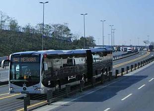 İETT Metrobüs Filosunu Yeniliyor