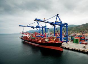 Doğu Karadeniz Limanları İhracatta Hız Kesmedi