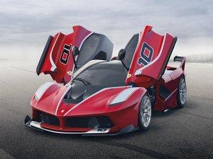 İşte Ferrari'den Beklenen Araç!