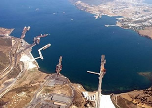 Aliağa Limanlarının Gözü Zirvede