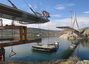 Nissibi Köprüsü'nün Bitmesine Son 6 Metre Kaldı