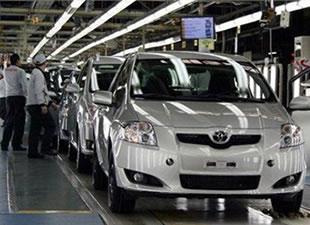 Toyota otomobil ihracatı 101 bin adedi aştı