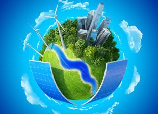 Yenilenebilir enerjide üretim arttı