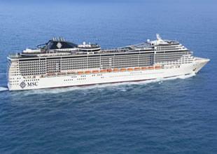 MSC Cruises yolcularının tercihi Ege ve Adriyatik rotası
