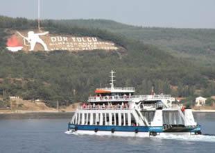 Çanakkale'de deniz ulaşımı yeniden ihaleye çıkıyor